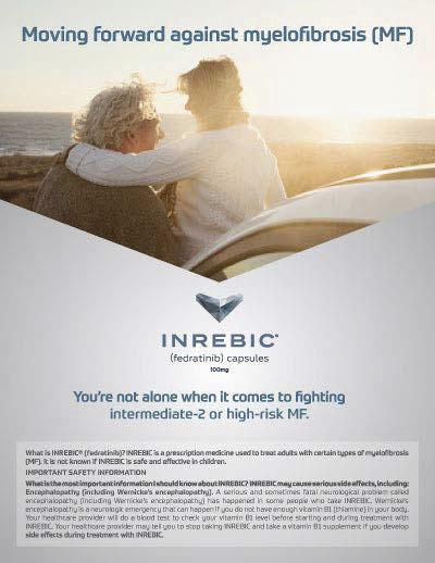 Inrebic patient brochure